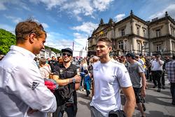 Nico Müller, Audi Sport Team WRT and Edoardo Mortara, Akka ASP