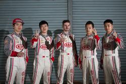 Leo Ye, Jason Zhang, Alex Fontana, Martin Tze, Jim Ka To