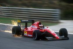 Funkenflug: Jean Alesi, Ferrari 643