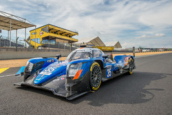 #35 Signatech, Alpine A470 Gibson: Pierre Ragues, Andre Negrao, Nelson Panciatici
