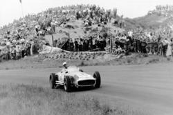 Stirling Moss, Mercedes-Benz W 196 R