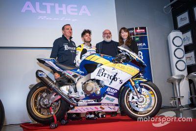 Presentazione Althea Racing