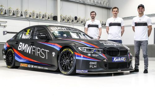 WSR BMW launch