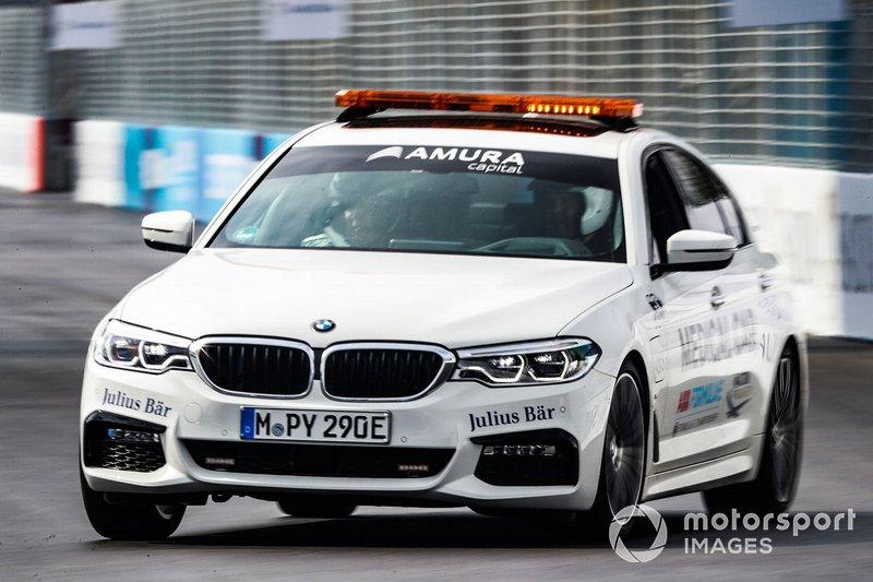 Coche médico BMW i3