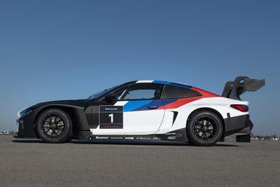Präsentation: BMW M4 GT3