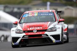 Didier van Dalen/Amaury Richard, Delahaye Racing, VW Golf GTR