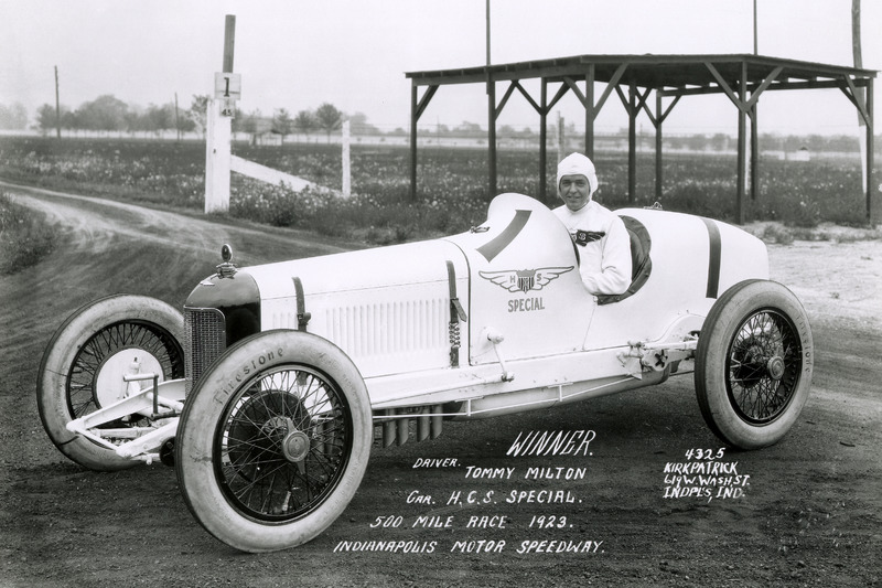 1923 - Tommy Milton