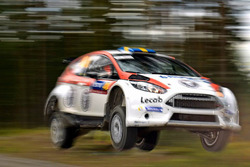 Fredrik Åhlin, Ford Fiesta R5