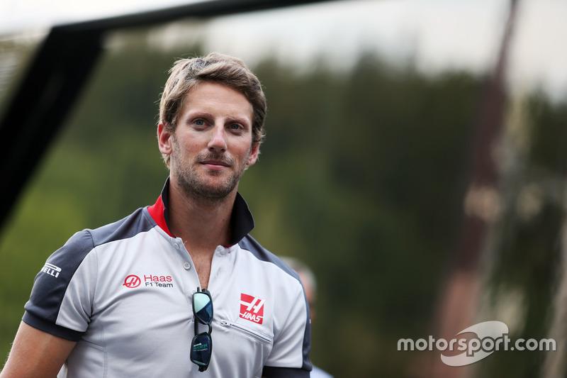 Romain Grosjean?