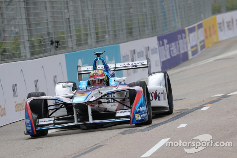 Робін Фрейнс, Amlin Andretti Formula E Team