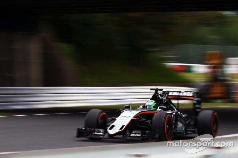 9. Nico Hülkenberg, Sahara Force India F1 VJM09