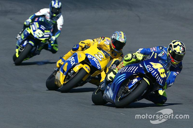 Welkom 2004 - Victoria en su estreno con Yamaha
