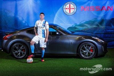 Nissan Motorsport Melbourne City FC partnership