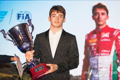FIA F2 and GP3 Series awards evening