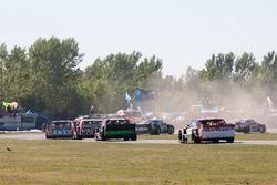 Prospero Bonelli, Bonelli Competicion Ford, Jose Savino, Savino Sport Ford, Mathias Nolesi, Nolesi Spirit Team Ford