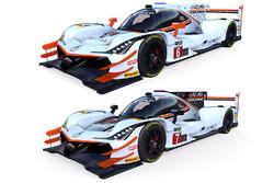 Ливрея Team Penske Acura DPi