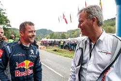 Sébastien Loeb, Dominique Heintz