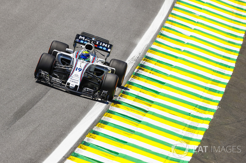 8. Felipe Massa, Williams FW40