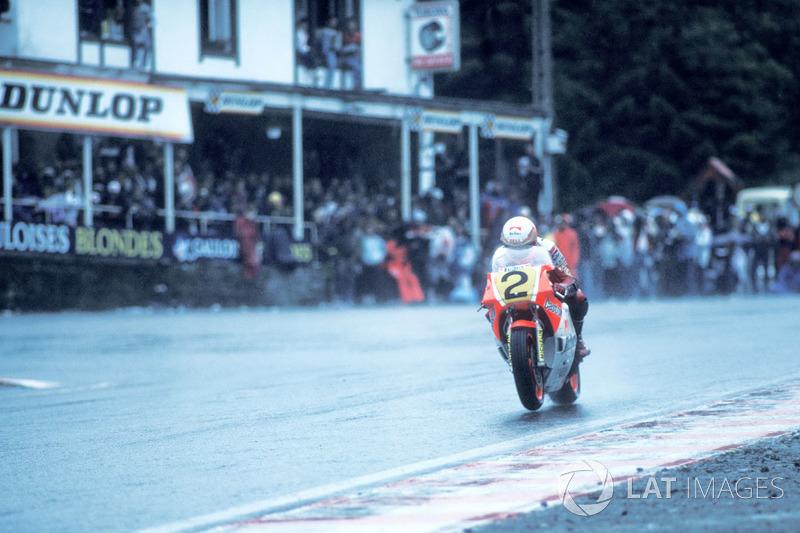 1986 - Eddie Lawson, Yamaha