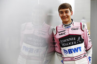 George Russell, Force India