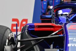 Scuderia Toro Rosso STR13 sidepod