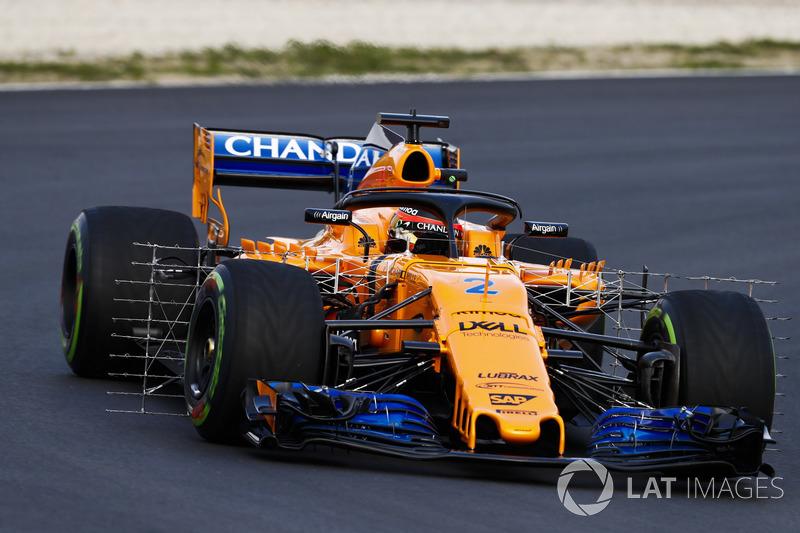 McLaren MCL33