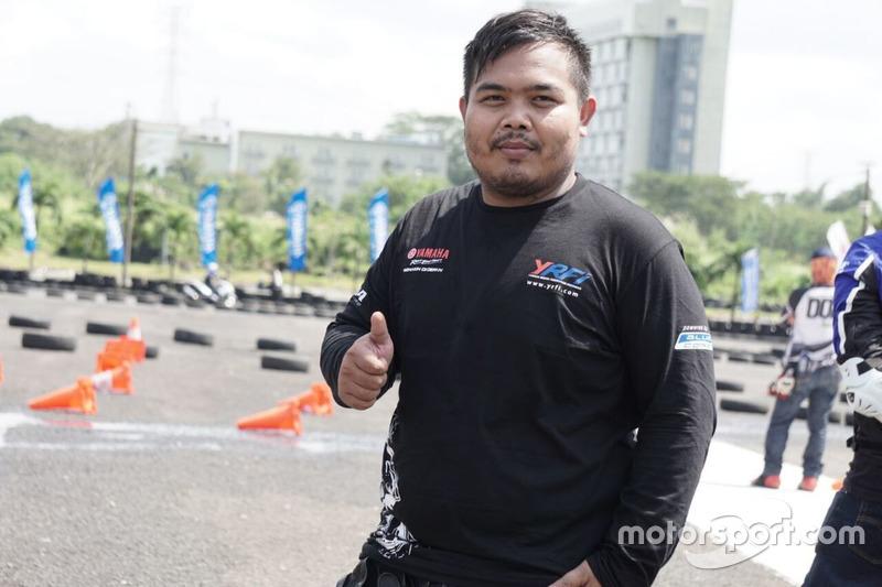 Rizky Muhamad Marjuki, Ketua Umum Yamaha Riders Federation Indonesia (YRFI)