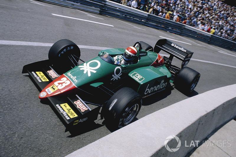 1985: Eddie Cheever, Alfa Romeo 185T