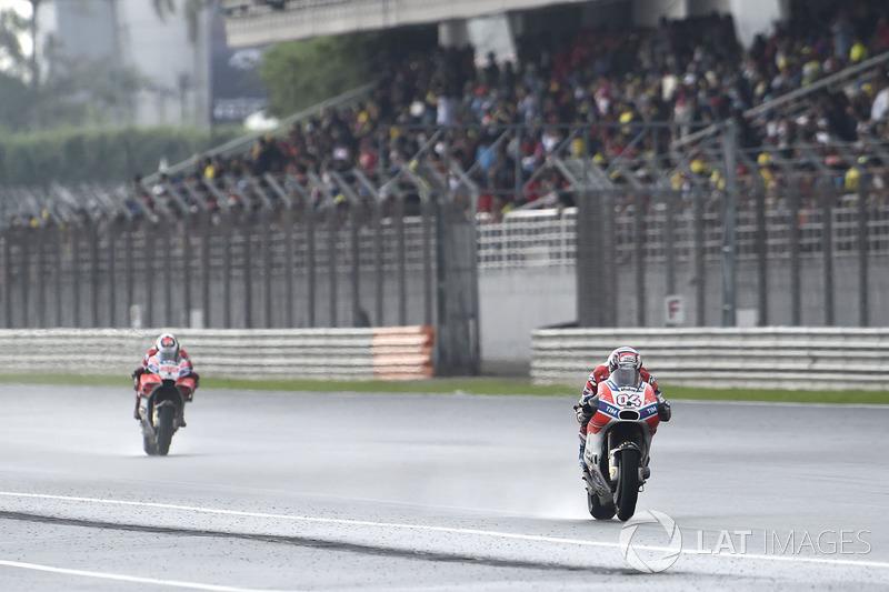 9. Gran Premio de Malasia 2017: Andrea Dovizioso, Ducati Team