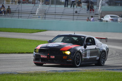 #10 MP3A Ford Mustang, Bryan Cadeda, Stephen Caceda, Rivalry Racing