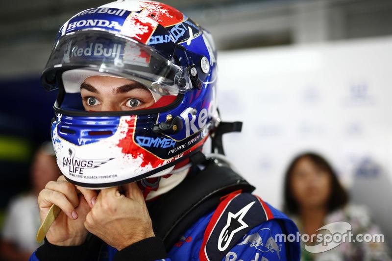 GP Perancis - Pierre Gasly
