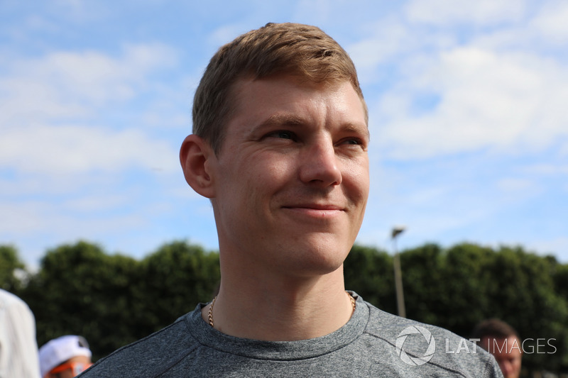 Kandidat auf DragonSpeed-Cockpit 2019: Ben Hanley (Großbritannien)