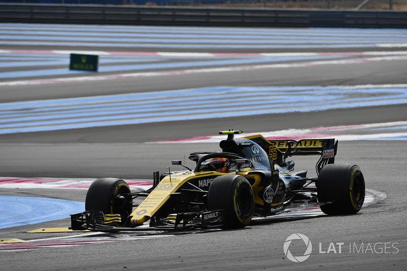 Sainz reports power issues late in the race