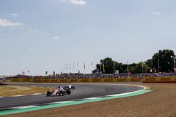 Sergio Perez, Force India VJM11, voor Marcus Ericsson, Sauber C37