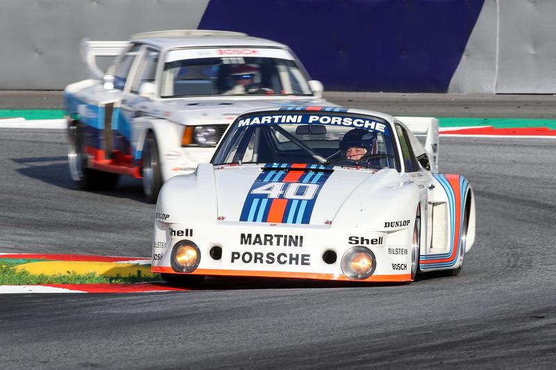 Gerhard Berger, Porsche 935 e Harald Grohs, BMW 320