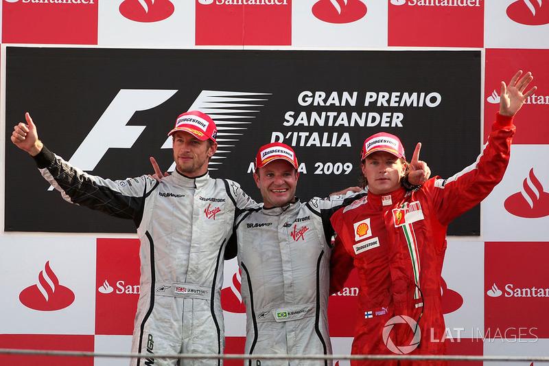 2009: Rubens Barrichello