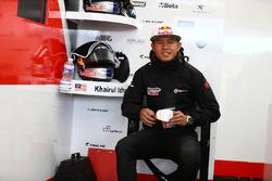 Idham Khairul Pawi, Idemitsu Honda Team Asia Moto2