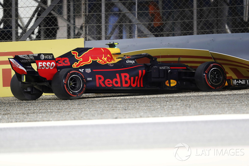 Bahrein - Max Verstappen (clasificación)
