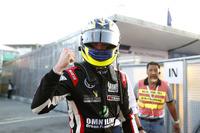 Pole: Joel Eriksson, Motopark with VEB, Dallara Volkswagen