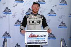 Tyler Reddick, Chip Ganassi Racing Chevrolet pole award