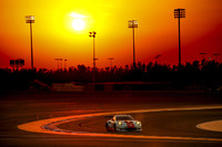 #86 Gulf Racing Porsche 911 RSR: Khaled Al Qubaisi, Ben Barker, Nick Foster