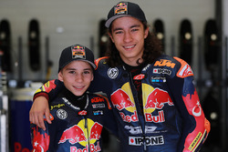 Deniz Öncü y Can Öncü, Red Bull KTM Ajo