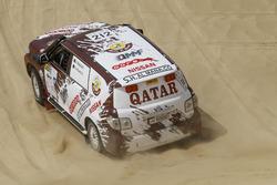 عادل عبدالله، رالي قطر الصحراوي