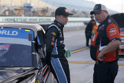 Christopher Bell, Kyle Busch Motorsports Toyota, mit Rudy Fugle