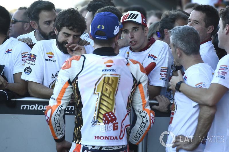 Marc Marquez, Repsol Honda Team, Alex Marquez, Marc VDS