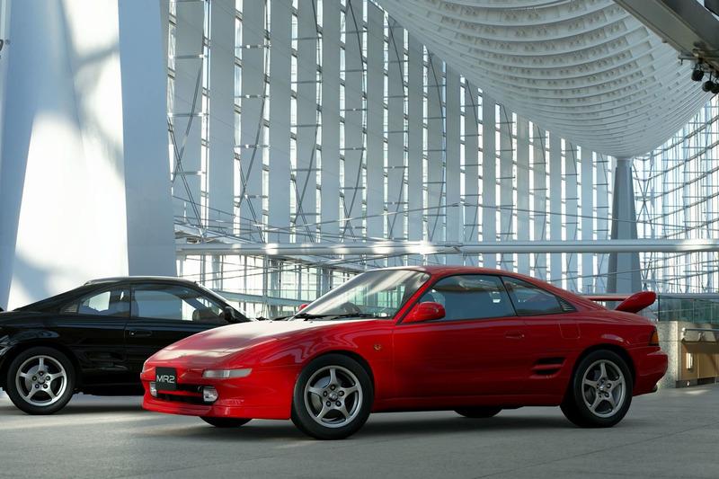 Toyota MR2 GT-S '97