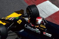 Adrian Campos, Minardi Cosworth M188