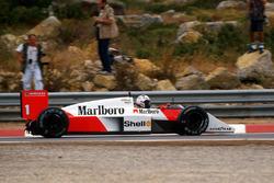 Ален Прост, McLaren MP4/3