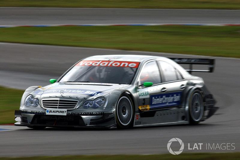 2005: AMG-Mercedes C-Klasse