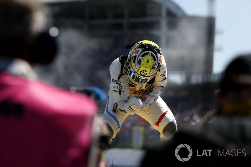 Race winner Timo Glock, BMW Team RMG